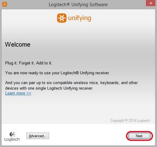 Unifying ソフトウェア