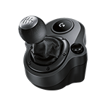 Driving Force Shifter For G923, G29 and G920 Racing Wheels - Black