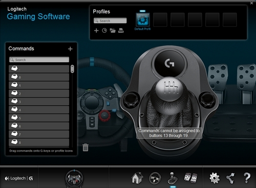 Driving Force Gt Project Cars Pc Shifter
