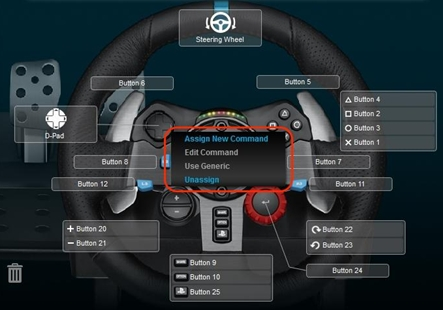 Program Buttons On The G29 And G920 Racing Wheels With Logitech