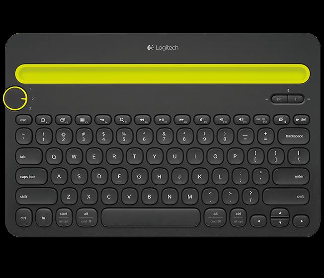 k480 keyboard  u2013 multi