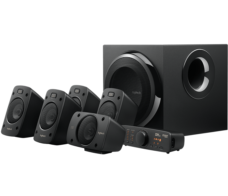 Surround Sound Speakers Z906 5.1 system