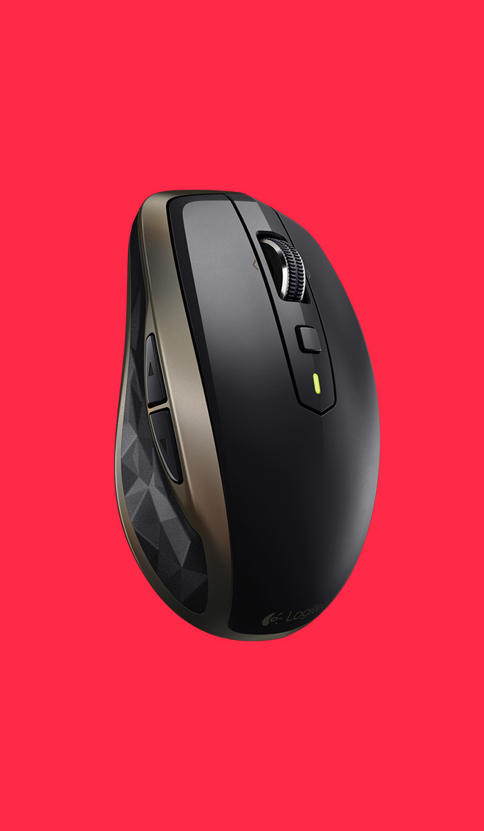 Logitech MX Anywhere 2 mobile mouse for Windows and Mac
