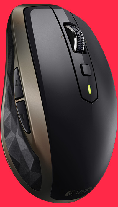 MX Anywhere 2 mobile mouse for Mac and Windows