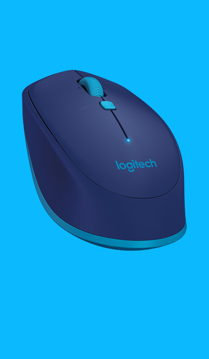 Logitech M335 Wireless Mouse for Windows, Mac, Chrome