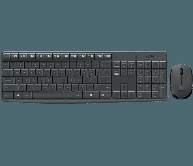 Novo mouse e teclado sem fio Logitech é à prova de líquidos
