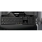 MK710 Performance Wireless Keyboard and Mouse Combo - US International (Qwerty)Â