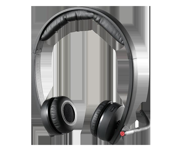 Zestaw słuchawkowy Logitech H820e Wireless Headset o zasięgu