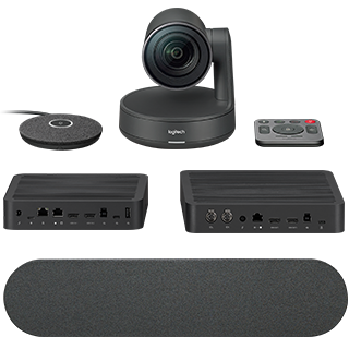 , Logitech Video Conferencing Web Conferencing Meeting Rooms, Anchor Business & IT Solutions
