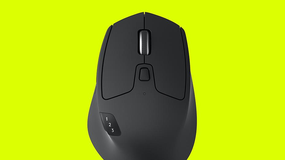 Logitech M720 Triathlon Multi-Computer Wireless Mouse