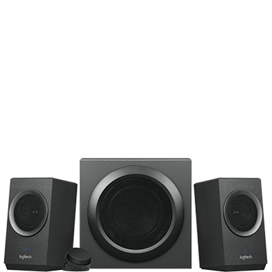 Productafbeelding van Z337-speakersysteem met <em>Bluetooth</em>