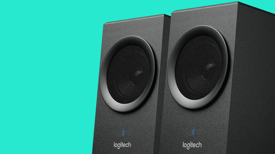 logitech z337 speaker system with subwoofer bluetooth streaming