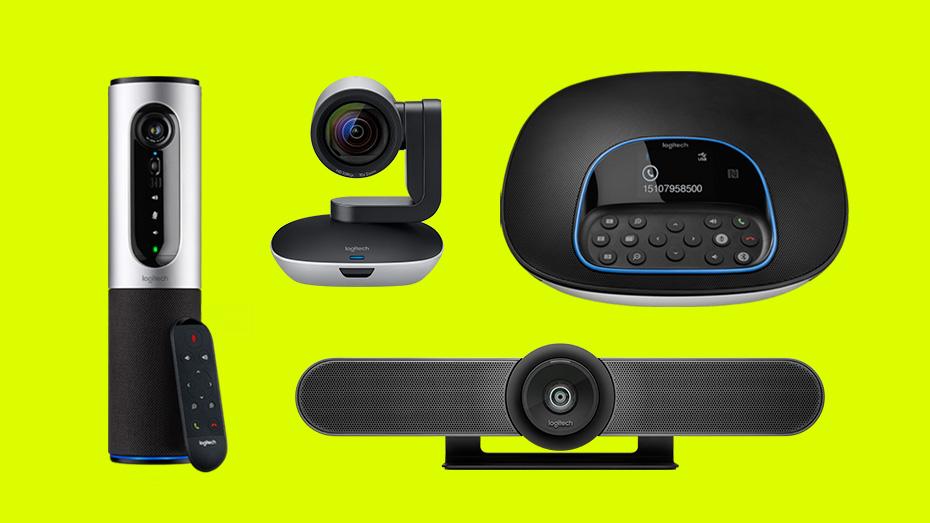 Logitech SmartDock AV Control Console for Skype for Business
