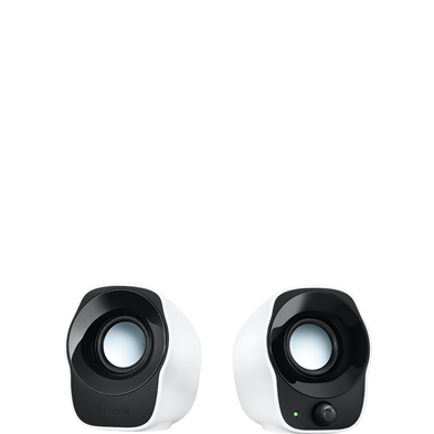 Z120 Stereo Speakers