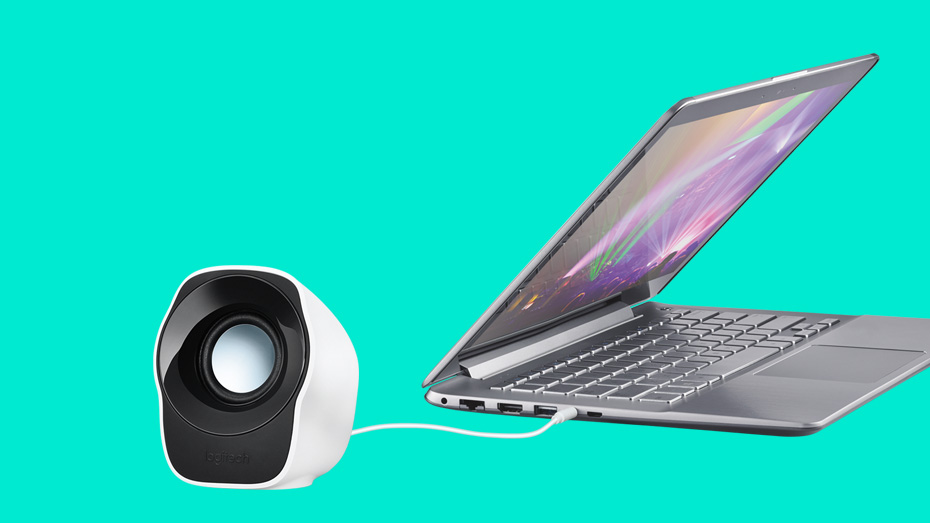 Logitech Z121 2.0 - Mini Speaker 1