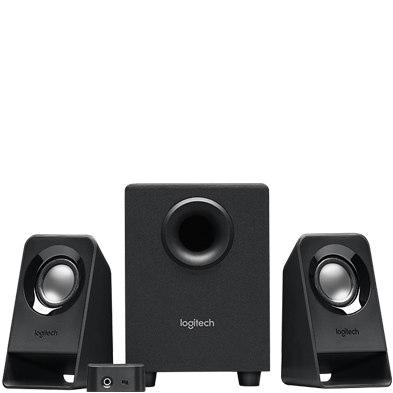 Speakers, Stereo Speakers, External Speakers | Logitech