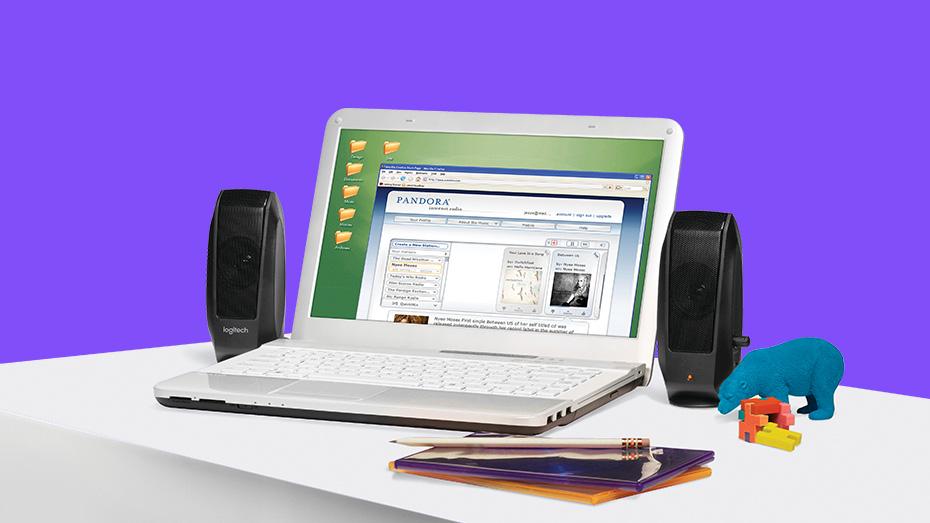 Logitech S120 2.0 Stereo Speakers Black