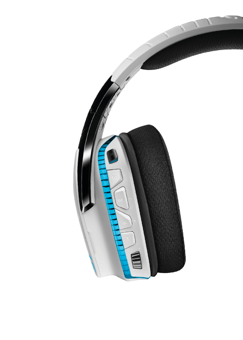 how to use logitech g933 headset with phone