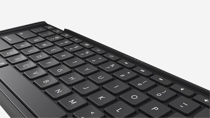 Logitech Slim Combo iPad Pro Case with Detachable Backlit Keyboard