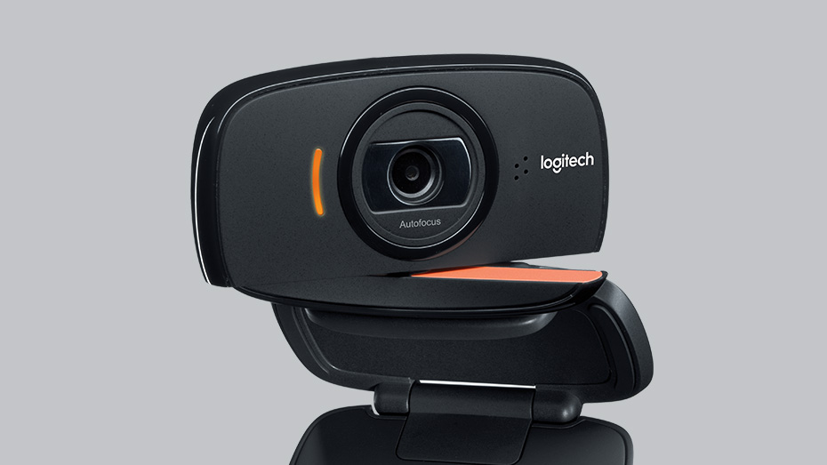 Logitech B525 HD Webcam 1080p Quality