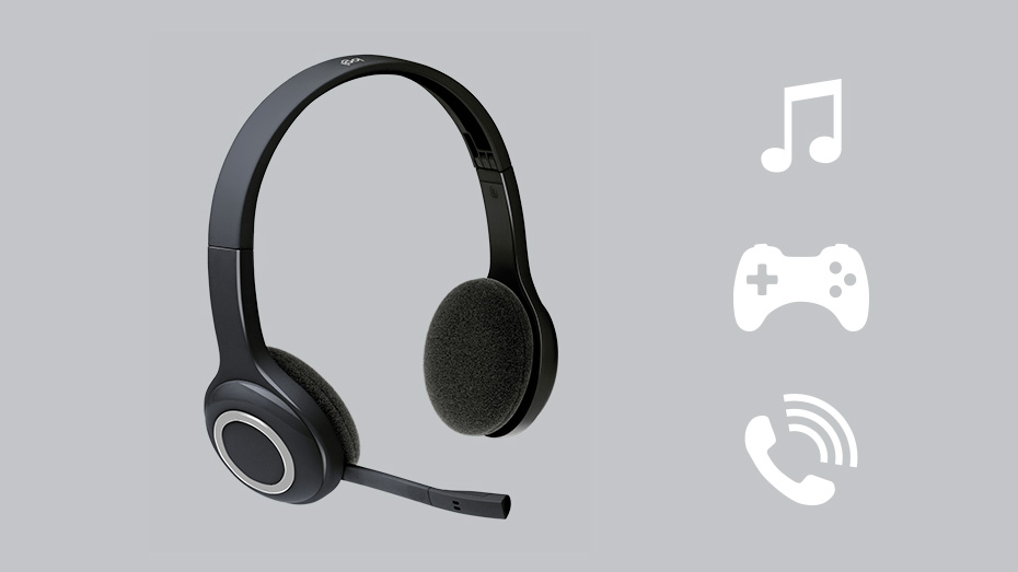 LOGITECH WIRELESS HEADSET H600 DRIVERS DOWNLOAD FREE