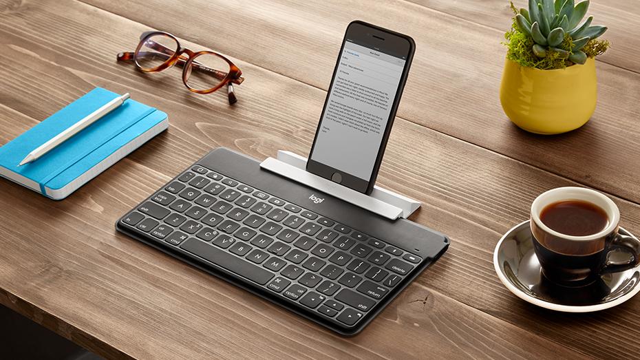 Logitech Keys-to-Go bärbart trådlöst tangentbord för iOS 47378a62ddd5c