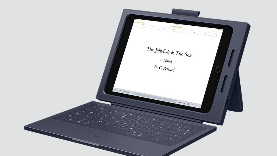 Logitech Rugged Combo 2 Student Ipad Keyboard Case
