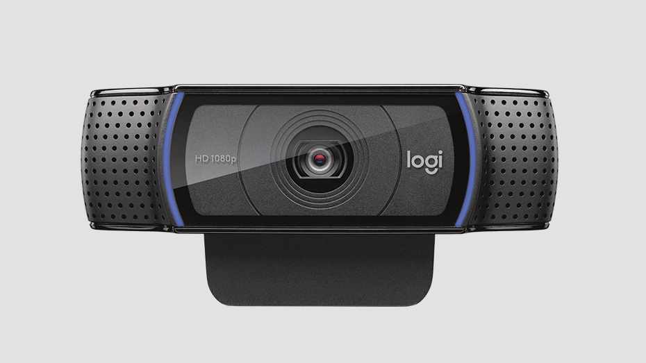 Logitech C920 Pro Hd Webcam 1080p Video With Stereo Audio