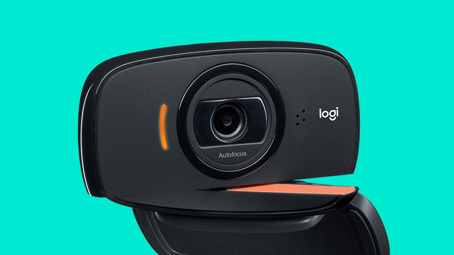b15cbbc9cb5 Logitech C525 HD Webcam, Foldable with 720p Video & Autofocus