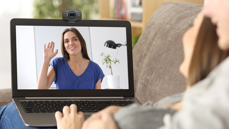 Logitech foldable HD 720p video calling with autofocus camera - C525 6