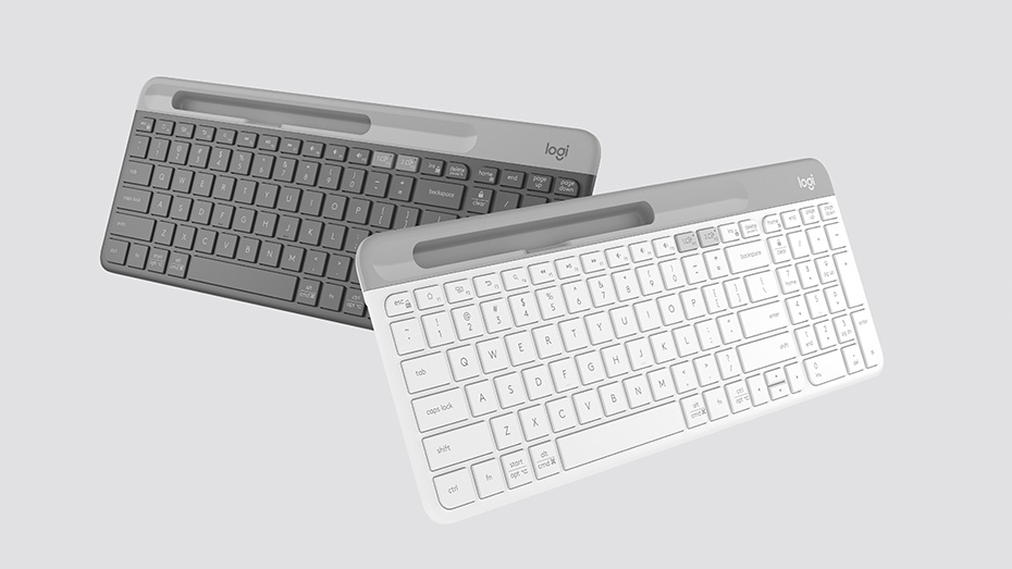 Logitech K580 Slim Multi Device Wireless Keyboard