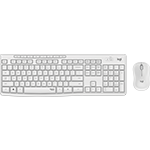 MK295 Silent Wireless Combo - Off White - UK English (Qwerty)