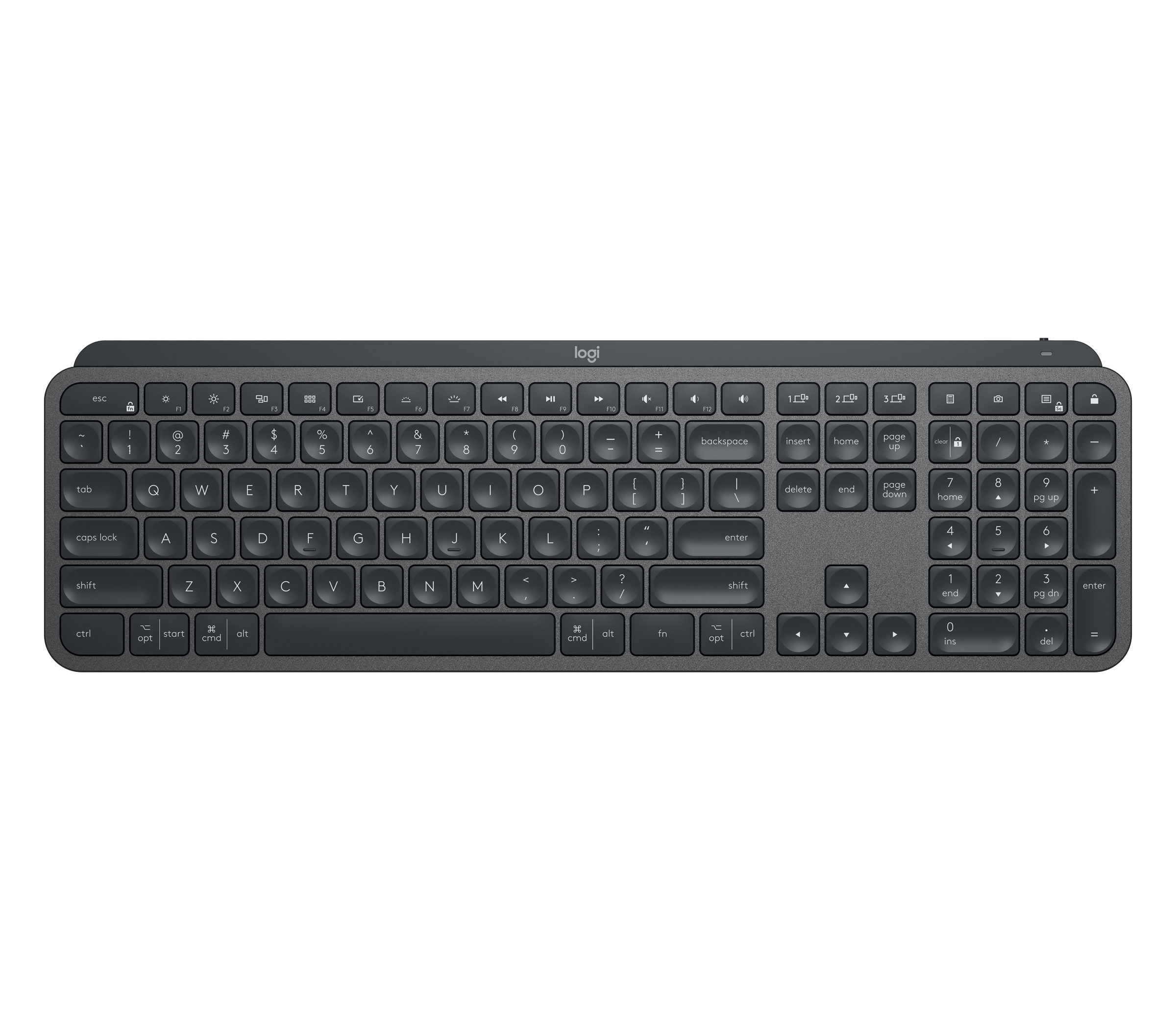 Mx Keys Wireless Illuminated Keyboard