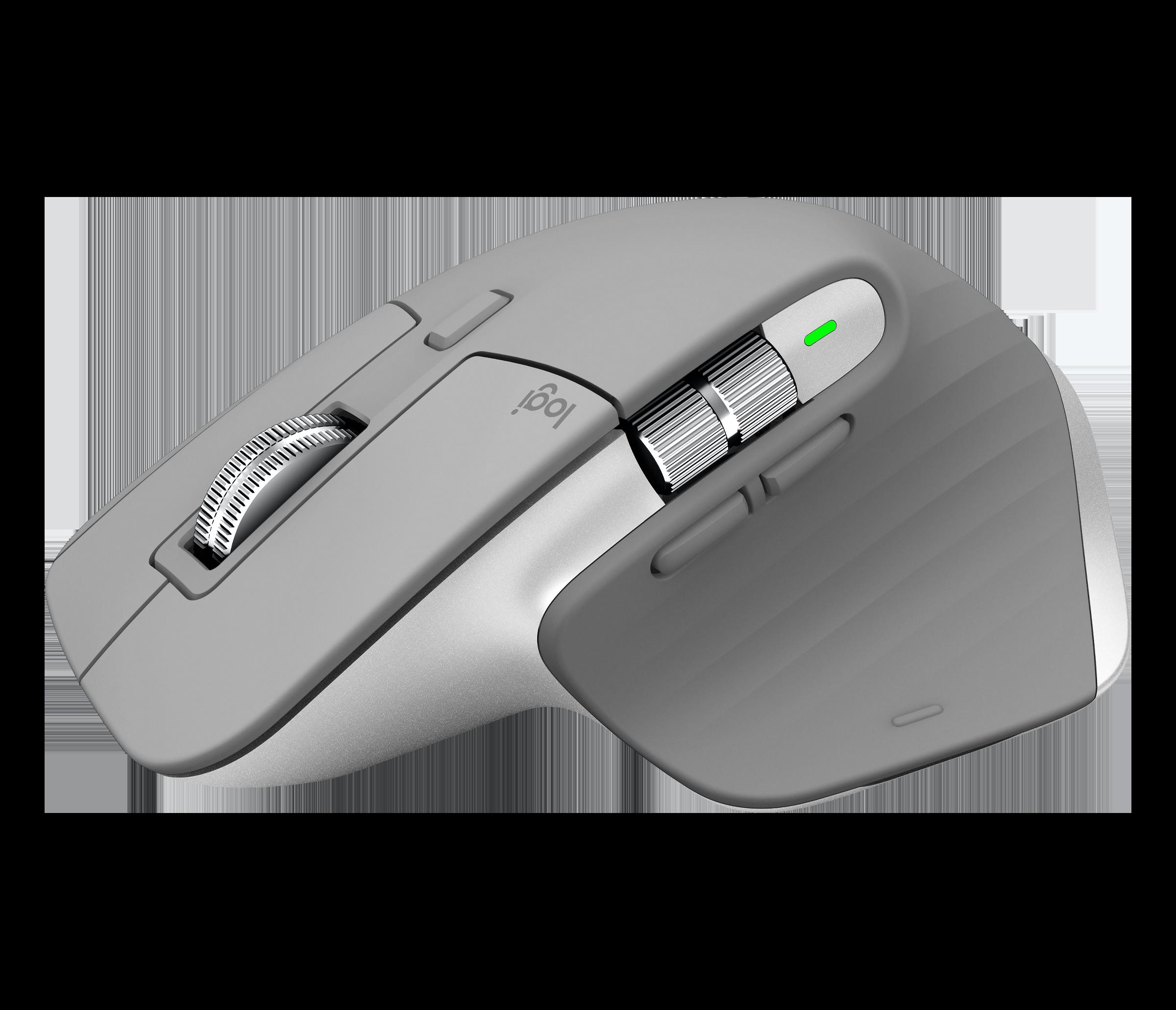 Logitech Mx Master 3 Wireless Mouse With Hyper Fast Scroll Wheel