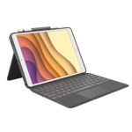 COMBO TOUCH - for iPad Air (3rd gen) and iPad Pro 10.5-inch - Graphite - Français (Azerty)