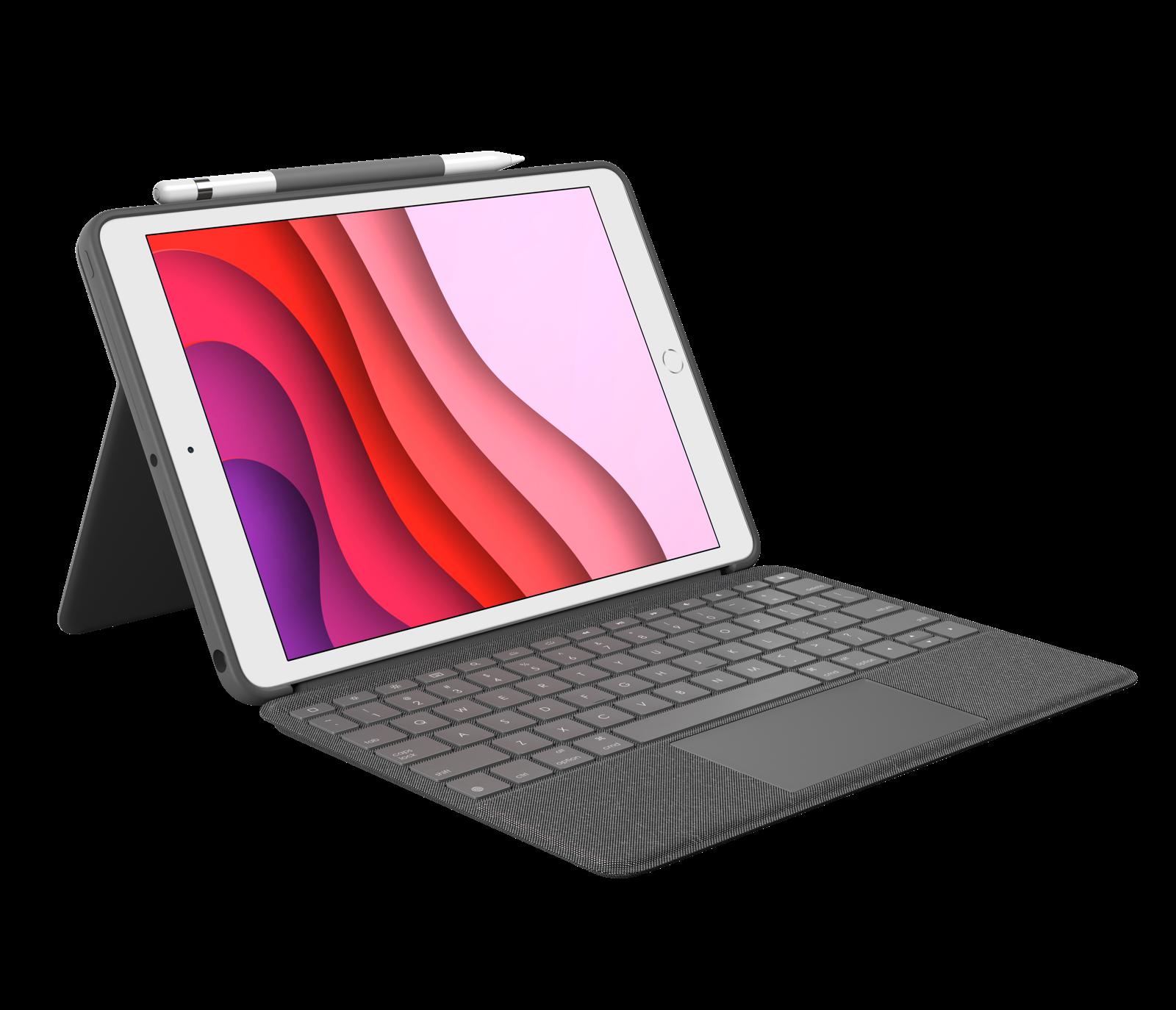 10,5 tommers iPad Pro Logitech Tastatur iPad tilbehør
