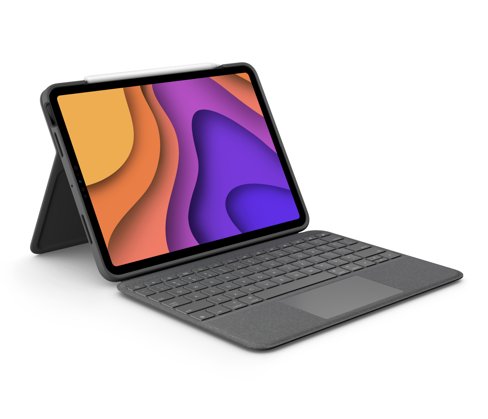 Logitech Folio Touch - Keyboard Case with Trackpad for iPad Pro 11-inch  1st 2nd 3rd gen and iPad Air 4th gen