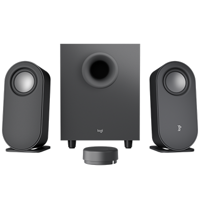 Immagine di Z407 Bluetooth Computer Speakers with Subwoofer and Wireless control