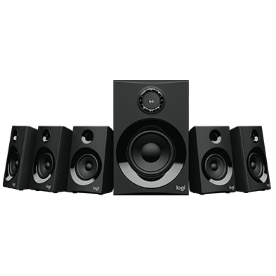 Product Image of Z606 5.1 Surround Sound Speaker System