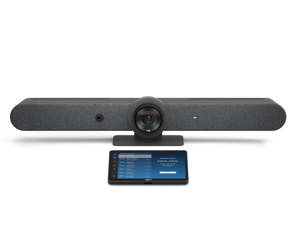 LOGITECH FÜR ZOOM ROOMS APPLIANCES