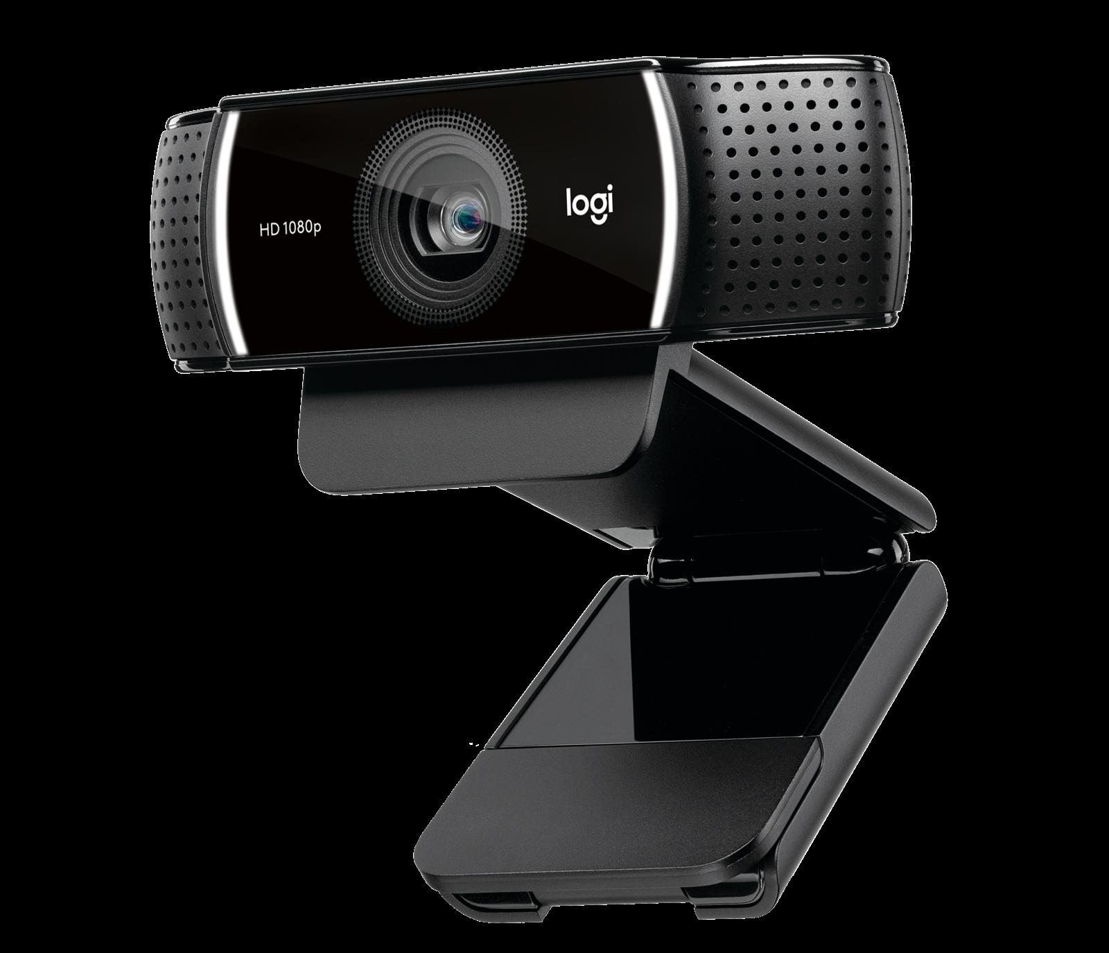 Logitech C922 Pro Stream 1080p Webcam + Capture Software