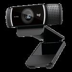 C922 PRO HD STREAM WEBCAM - Black