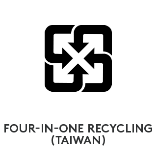 Four-In-One Recycling