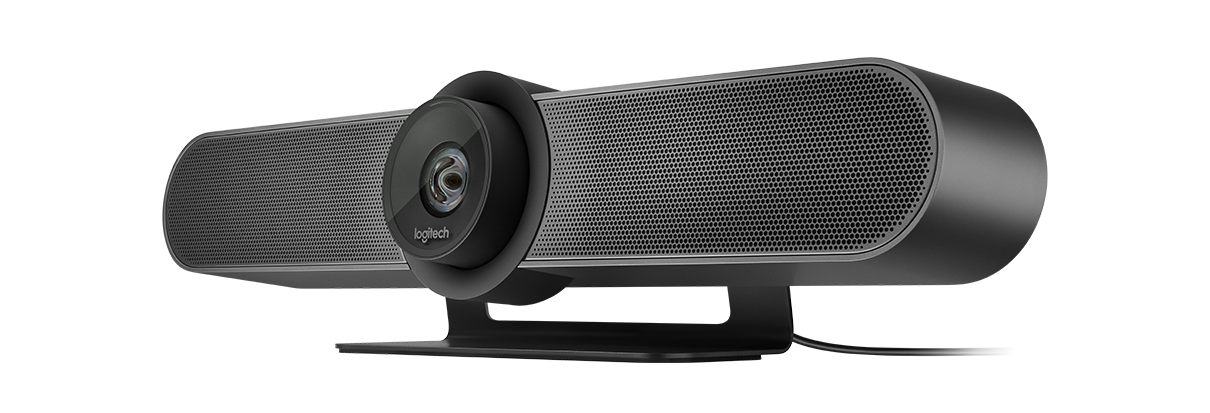 Logitech video conferencing products