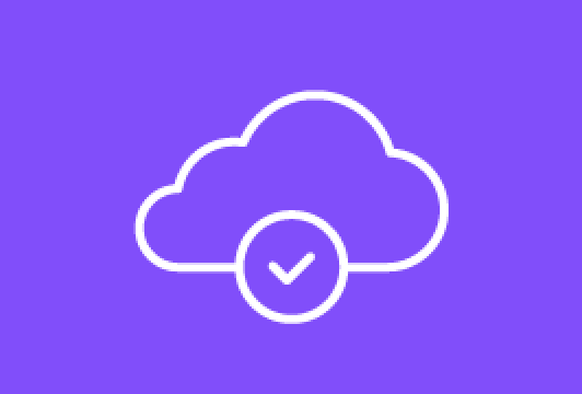 Modern Cloud Icon