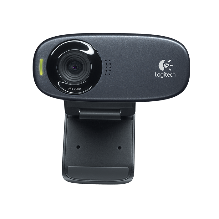 Logitech HD webcam product image