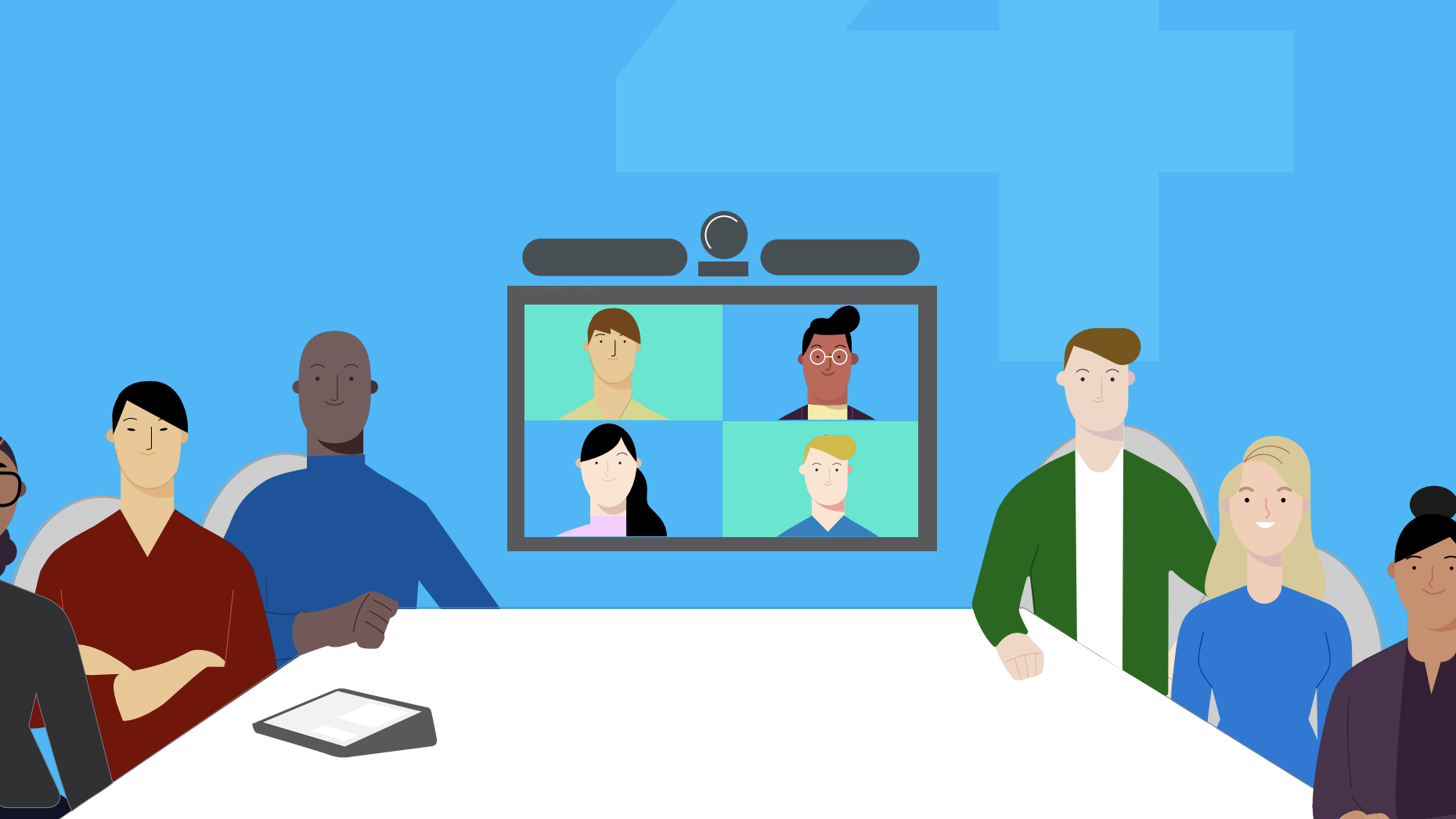 Ebook: 4 Ways Video Conferencing Benefits Small Businesses