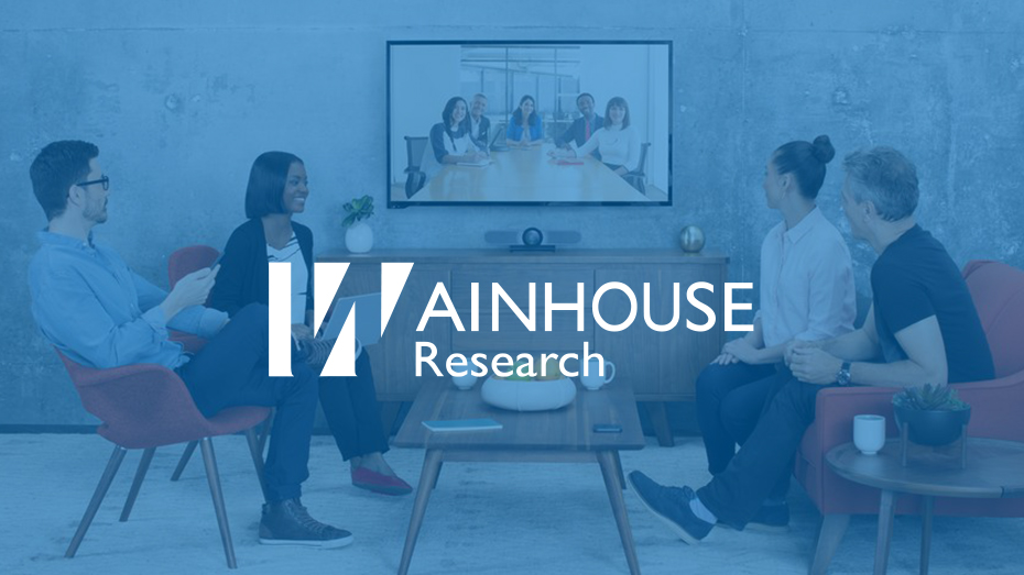 Wainhouse Research Reviews Logitech MeetUp