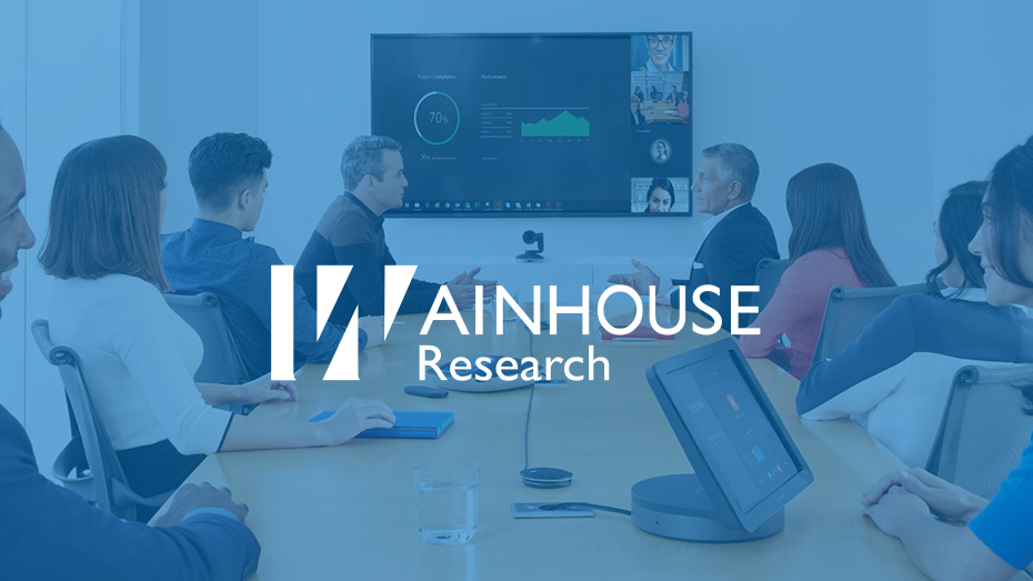 WAINHOUSE RESEARCH RECENSISCE SMARTDOCK