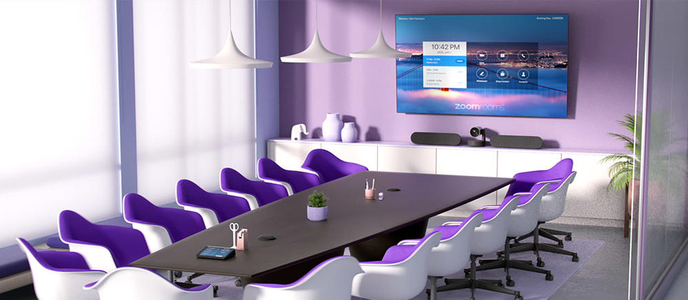 Certified zoom meeting room solutions